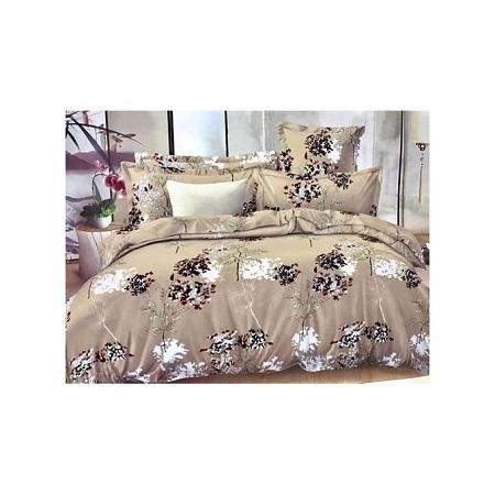 Duvet/comforter /Quilt. Coffee Brown