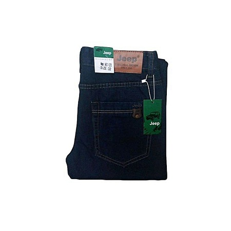 Jeep Navy Blue Men's Jeans