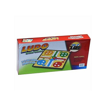 Ludo Portable Brain Game