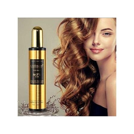 Luodais NO.5 Shine Hair Spray Perfume For Human Hair/Wigs/Weaves..