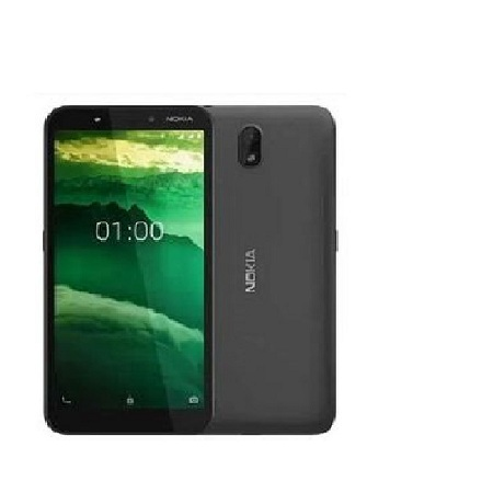 Nokia C1 Plus, Black, 5.45 Inch 1GB + 16GB (Dual SIM)