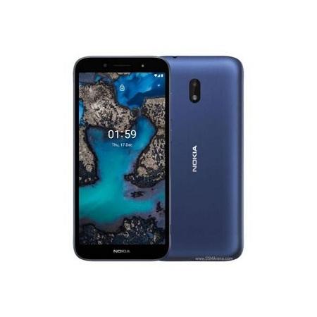 Nokia C1 Plus - 5.45 Inch 16GB ROM + 1GB RAM - (Dual SIM) - Blue