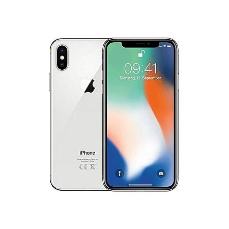 Apple IPhone X 5.8-Inch(3GB RAM, 256GB ROM)IOS 11(12MP+12MP)
