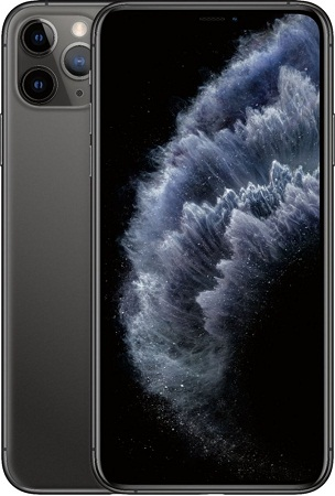 Apple - iPhone 11 Pro Max 256GB - Space Gray