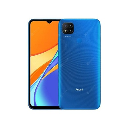 Redmi 9C 6.53 Inch 2GB 32GB 13MP 4G -Blue