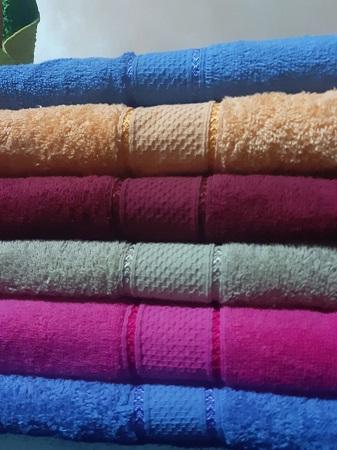 Bath Towel Premium Cotton - 90*150 cm