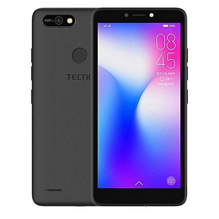Tecno POP 2 F, 5.5 inch 16 GB + 1 GB (Dual SIM) 2400 mAh - Midnight Black