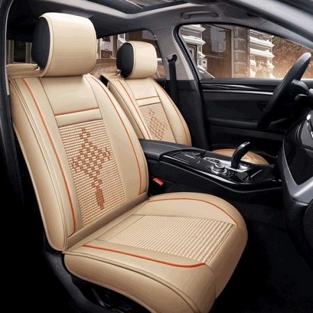 Danny leather seat covers
