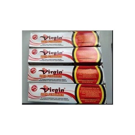 VIRGIN 4pcs Hair Fertilizer Fast Active Anti Dandruff Growth Cream.
