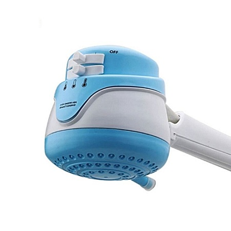Instant Water Heater Shower white
