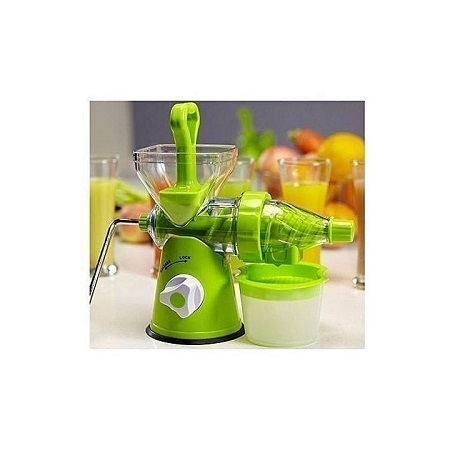 multi function manual Juicer- fruits and vegetable green normal green normal