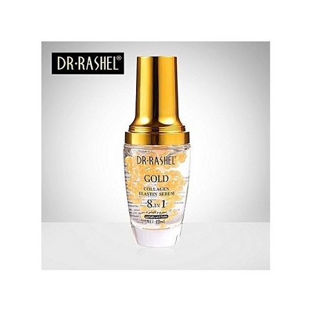 Dr Rashell Dr. Rashel New Gold Collagen Elastin 8in1 Face Serum - 40ml