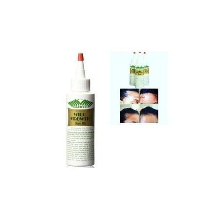 WILD GROWTH Hair Oil, 4 Fl Oz