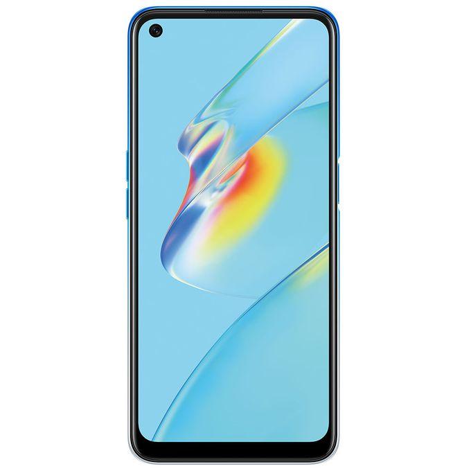 Oppo A54, 6.51 Inch, 64GB + 4GB RAM (Dual SIM) Blue
