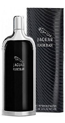 Jaguar Classic Black for Men - Eau de Toilette, 100ml