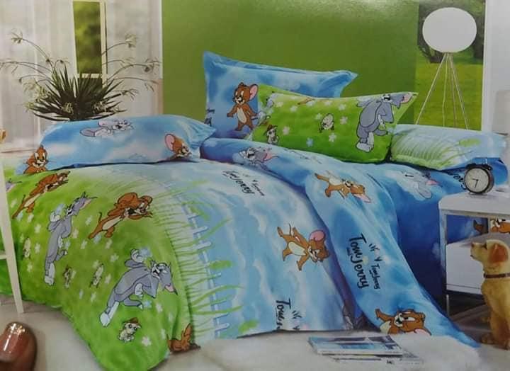 Tom and Jerry duvet set