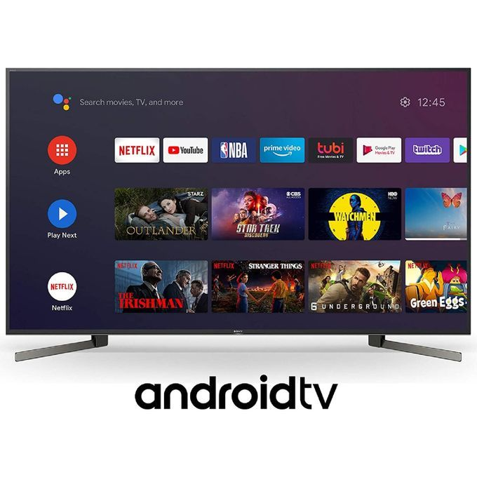 TCL 32 Inch FRAMELESS FULL HD ANDROID TV, NETFLIX, YOUTUBE 32S65A