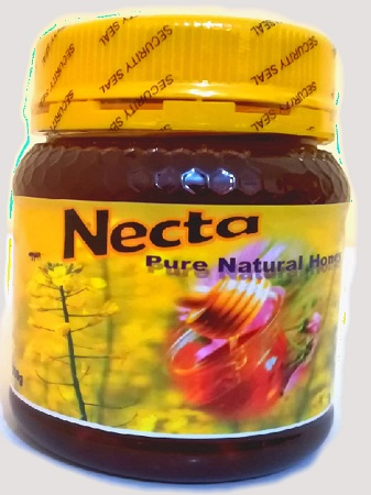 Necta Pure natural Honey - 300g