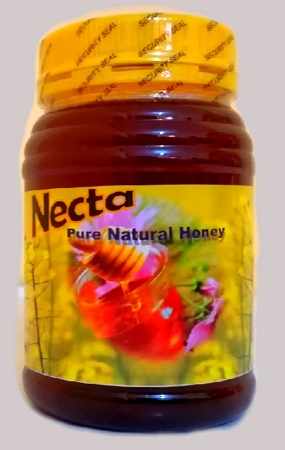 Necta Pure Natural Honey- 500g