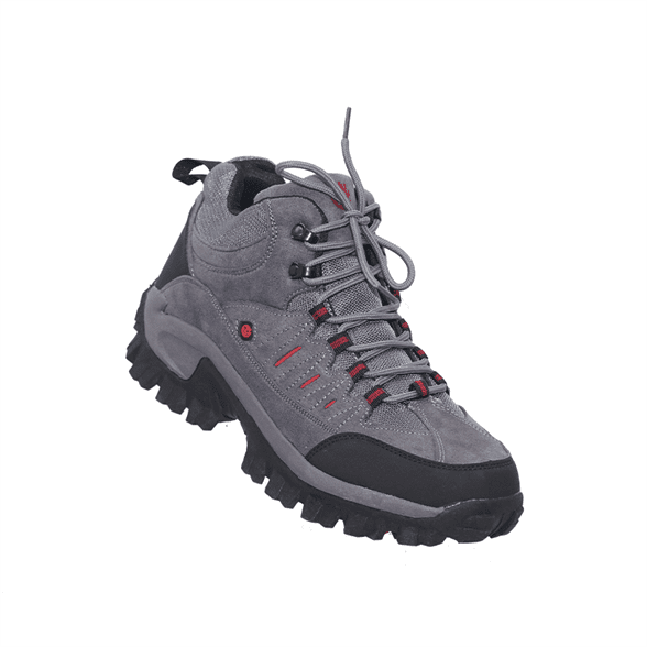 Men's Durable Long Lasting Hiking Outdoor Boots - Grey