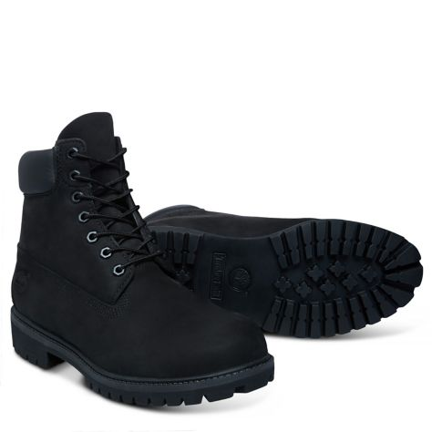 Men's Timberland Boots Black