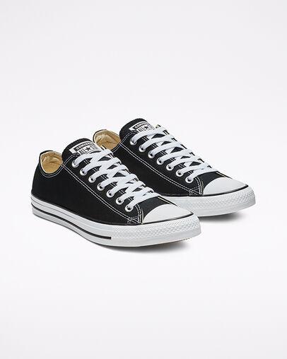 Unisex Converse Rubber Shoes - Black