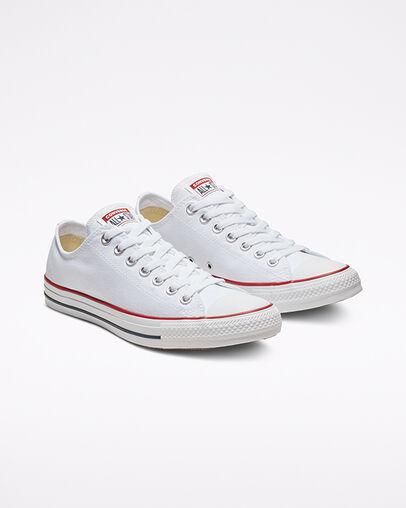Unisex Converse Rubber Shoes - White
