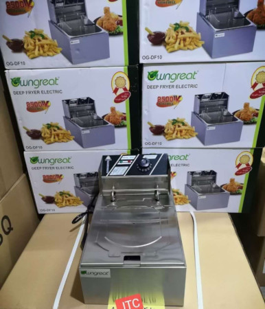 Deep Fryer - 6L - 2500W