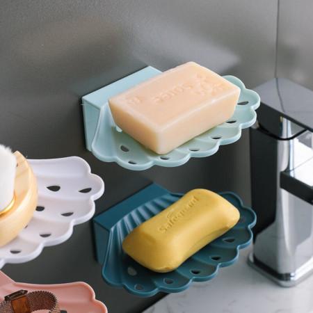 single Kitchen Bathroom Soap Dish Holder