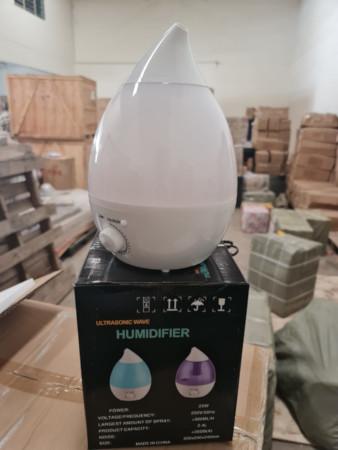 2.4L Ultrasonic Home Aroma Diffuser Air Humidifier