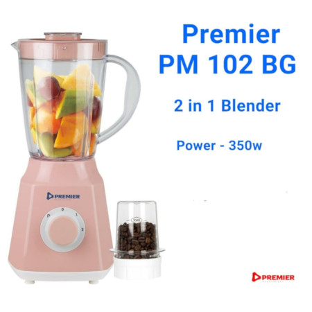 2 in 1 Premier Blender