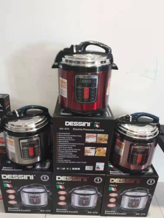 6 litres electric pressure cookers Dessini