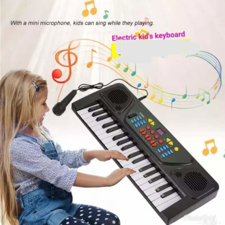 Electronic Keyboard Piano Organ Educational Toy for toddlers