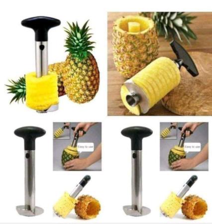 Fruit Pineapple Easy Tool Stainless Steel Corer Slicer Peeler