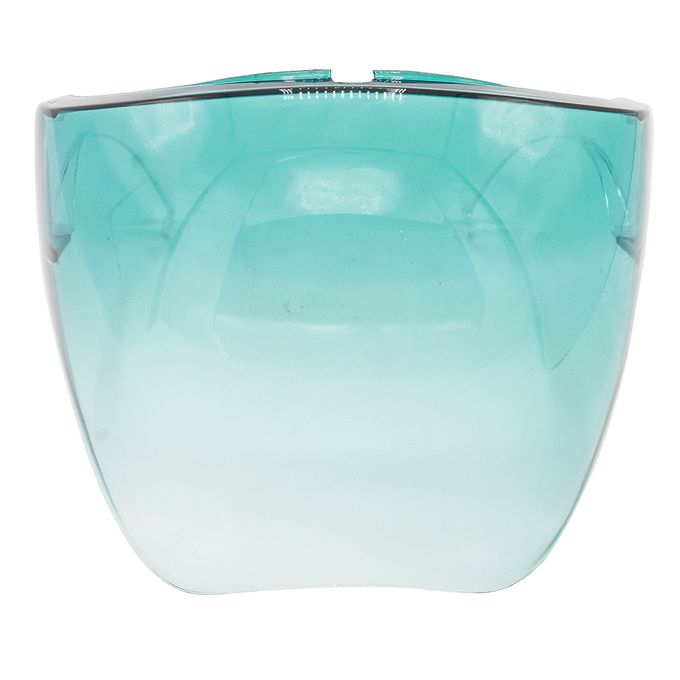 Fashion Green Sunglasses Style Face Shield