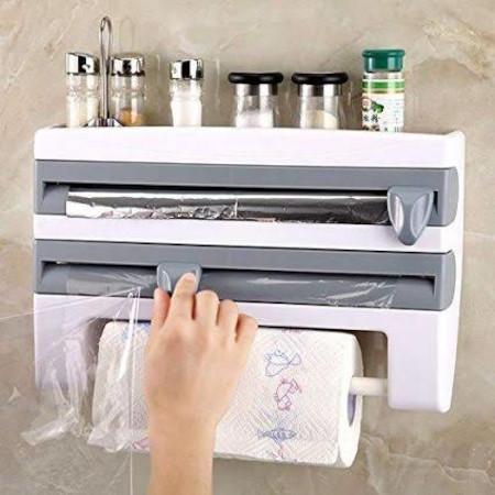 Paper tripper dispensers