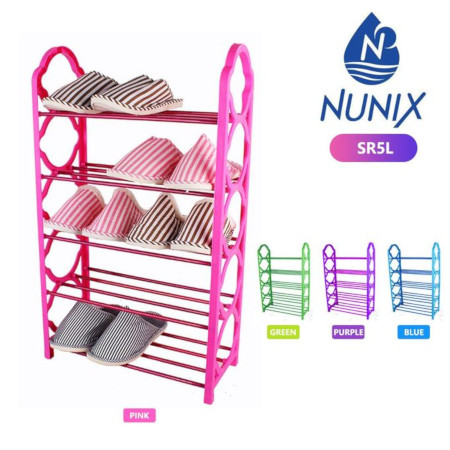 Nunix Portable Shoe Rack