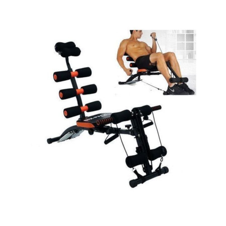 Seven Pack Care Exercise Bench