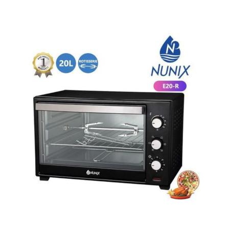 Nunix 20L Electric Rotisserie Oven