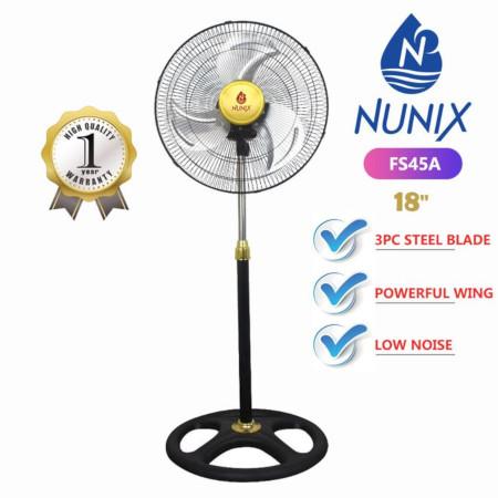 Nunix Fan , Stand, 18