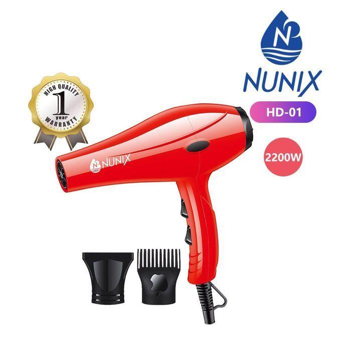 Nunix Blow Dry Machine -hair Dryer HD-01
