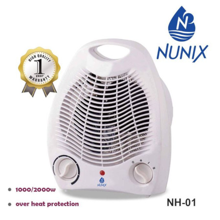 Nunix Instant Room Heater