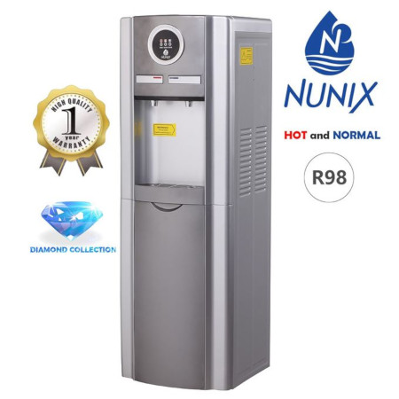 Nunix Hot And Normal Free Standing Water Dispenser- R98