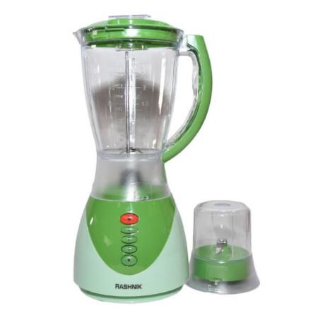 Rashnik Blender 1.5 Liters 350W Green RN1011