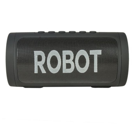 Robot Multimedia Bluetooth Speaker With Double Speakers