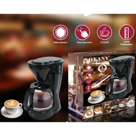 Sokany Coffee Maker Machine 12 Cups