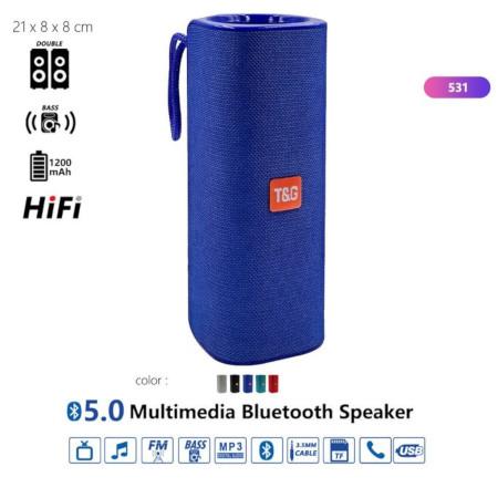 T&G 5.0 Multimedia Bluetooth Speaker