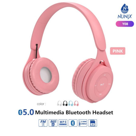 Nunix Bluetooth Headphone