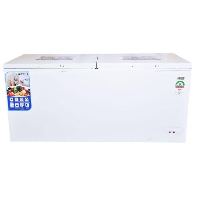 Nexus NX-695C - 560 Litres - Chest Freezer-Grey
