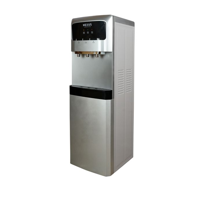 Nexus NX WD-104S, Hot, Cold And Normal - Silver, Water Dispenser